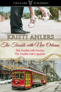 Cover of The Trouble With New Orleans Duet by Kristi Ahlers