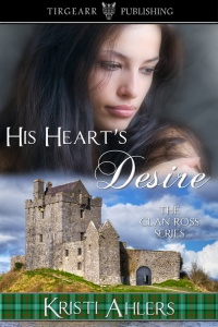 Cover of His Hearts Desire by Kristi Ahlers