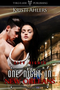 Cover of One Night in New Orleans by Kristi Ahlers