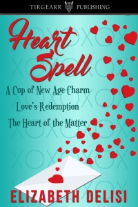Cover of Heart Spell An Anthology) by Elizabeth Delisi