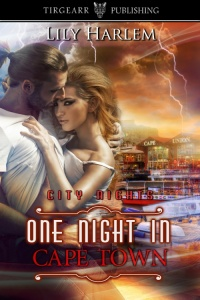Cover of One Night in Cape Town by Lily Harlem