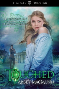 Cover of Touched by Abbey MacMunn