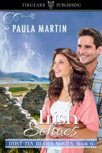 Cover of Irish Echoes by Paula Martin