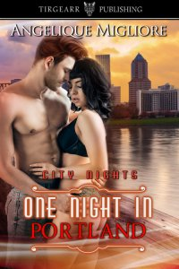 Cover of One Night in Portland by Angelique Migliore