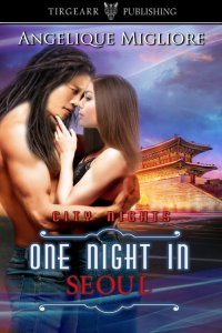 Cover of One Night in Seoul by Angelique Migliore